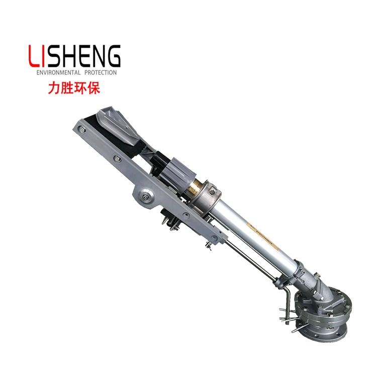 煤场喷淋防尘喷枪除尘喷头系统的使用