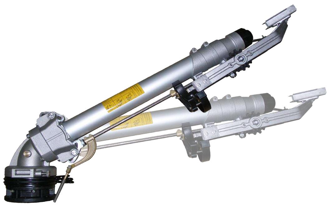 DL80仰角可调节垂直摇臂式喷枪